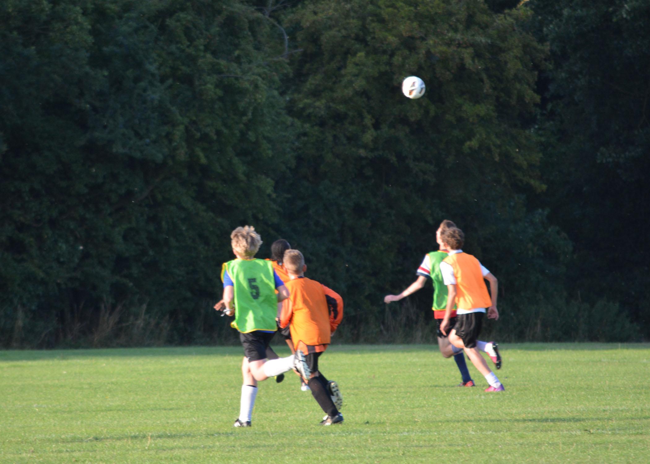 Fotboll värdegrund why syfte