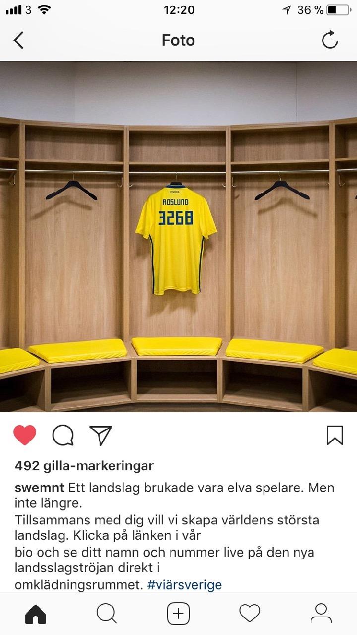 #viärsverige sportidealisten idrottsvetare sport management instagram