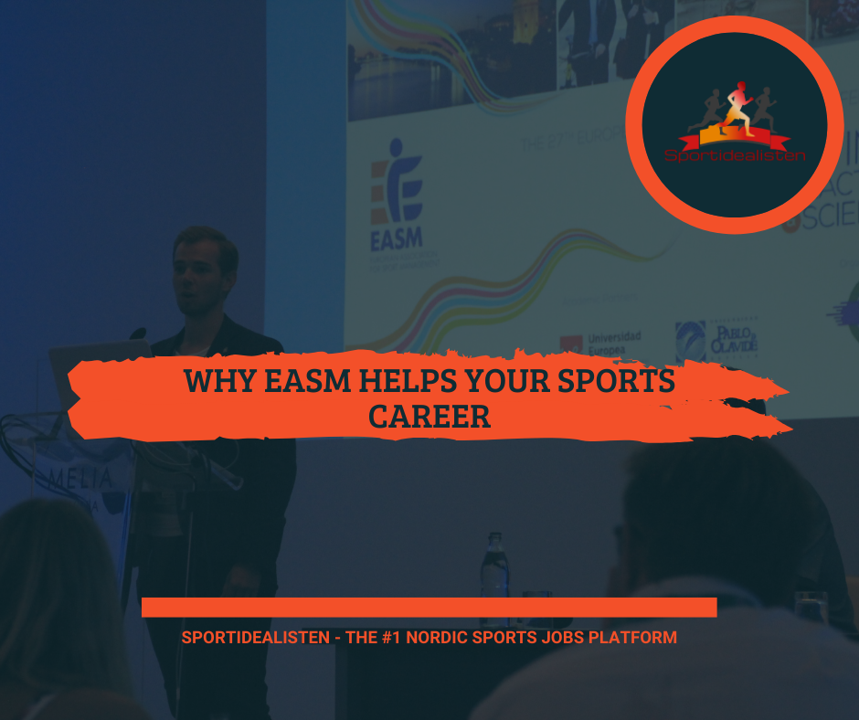 Why EASM helps your sports career