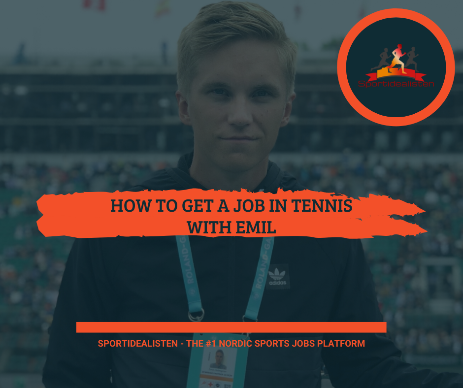 Interview Emil Tennis jobs