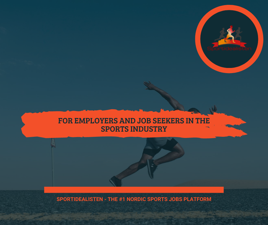 For employers and job seekers in the sports industry