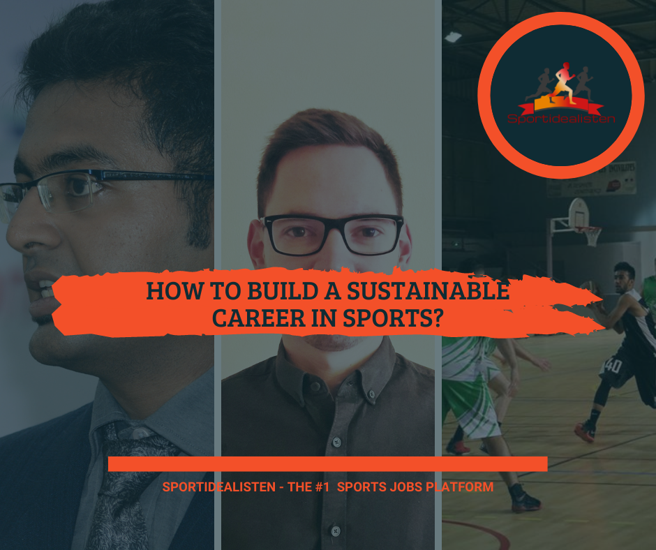 A sustainable career in sports