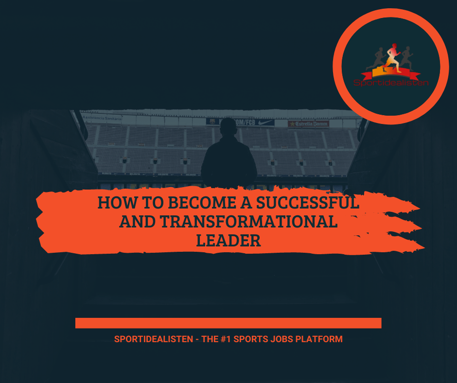 Transformational leader, leader, transformational