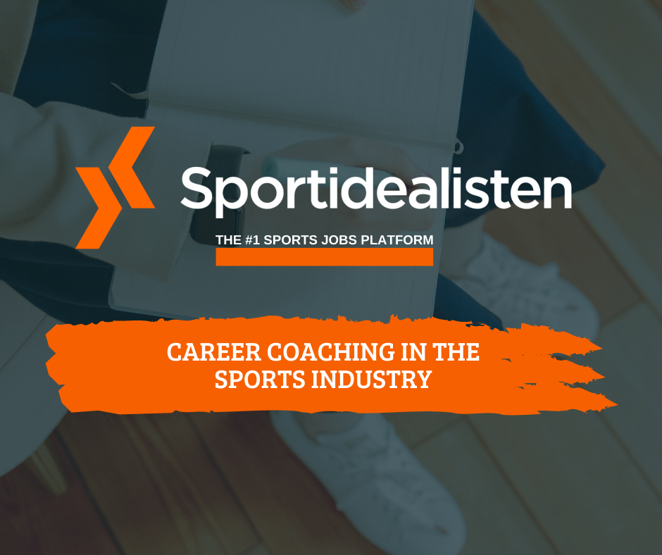 sports job coaching, career coaching, career coaching in the sports industry