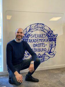SAIF, Sveriges Akademiska Idrottsförbund