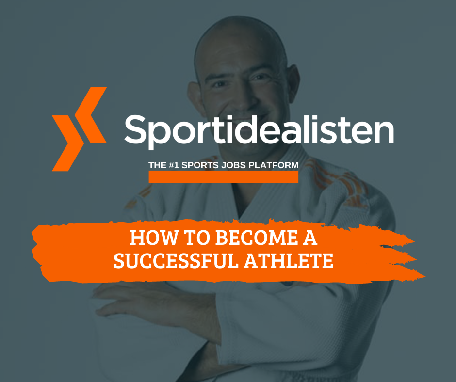 How to become a successful athlete, Successful athlete, Rob Haans